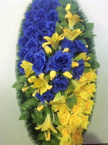 Венки ритуальные (похоронные, траурные) - неотъемлемый атрибут похоронного (ритуального) обряда.